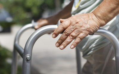How the elderly struggle
